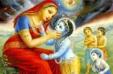 Are Krishna's pastimes symbolic