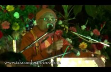 Lecture of HH Lokanath Swami at Dehu on 21st December 2014