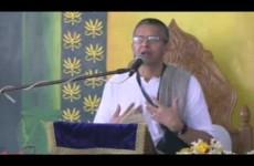 HG Iksvaku Prabhu at Mayapur on 2015-10-14