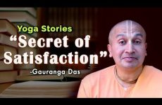 Yoga Stories - Secret of Satisfaction