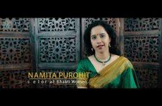 Episode 1 - GANDHARI   SOME LESSONS FROM HER LIFE   Namita Purohit