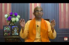 Spiritual growth requires rising from either-or thinking to and thinking   Gita 09.05