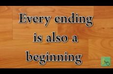 Every ending is also a beginning | Gita 02.22