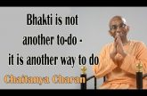 Bhakti is not another to-do - it is another way to do | Gita 02.50