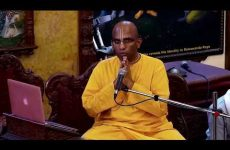 Chaitanya Charan Prabhu Lecture on Happiness is Found Not in Sensation But in Absorption